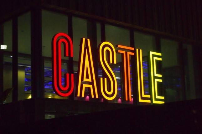 The Castle - a new council leisure centre