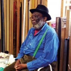 Frank Bowling OBE, artist