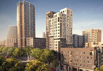 Overview Of The Plans Elephant And Castle