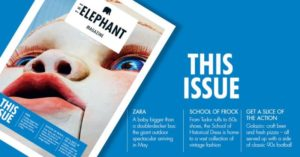 The Elephant Magazine
