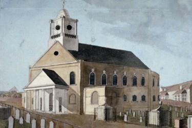 St Mary's 1798
