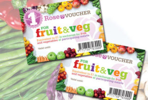 Rose Vouchers: East Street 18 May