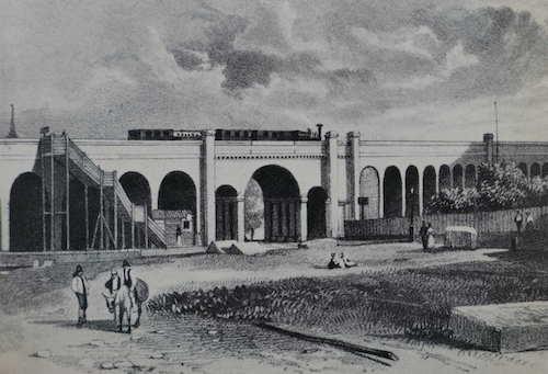 Bermondsey railway arches