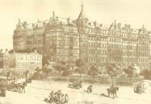 Rowton House, Newington Butts, 1903