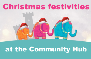 Christmas at the Community Hub