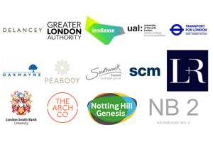 Elephant and Castle Partnership: logos