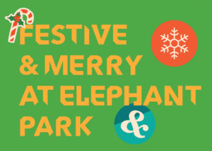Christmas at Elephant Park