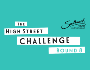 The High Street Challenge logo
