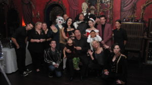 House of Magic group photo