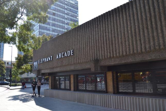 Elephant Arcade
