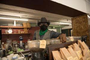 John from Black Cowboy Coffee