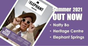 The Elephant Magazine: Summer 2021